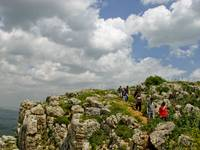 Mount Arbel trail