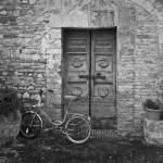 """The old bicycle"" by MarcoPoggioli"