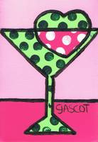Appletini on Pink