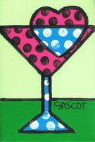Polka-dotted Cosmo