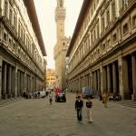 """""""Uffizi Gallery Street 1"""" by lanawalker"""