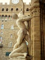 Rape of the Sabine Woman 1