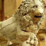 """Lion Piazza della Signoria 2"" by lanawalker"