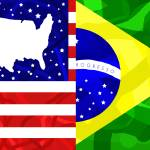 """U.S and Brazil Mix"" by ADDesigns"