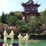 """Chinese Gardens"" by Kahealani"