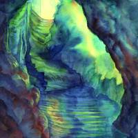 Water Cave Art Prints & Posters by Arto Heino
