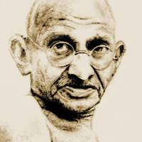 The Mahatma by I.M. Spadecaller