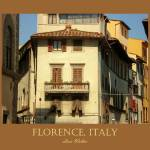 """Shuttered Window Florence Poster"" by lanawalker"