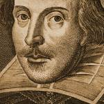 """William Shakespeare Droeshout Portrait"" by incognita"
