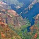 """Waimea Canyon"" by dgowre"