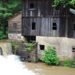 """Old Mill - West Virginia Mill"" by thegoodlife711"