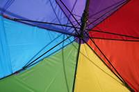 Under the Rainbow Umbrella