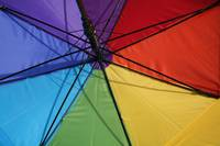 Under the Rainbow Umbrella 2