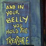"""belly_sign"" by ninafuller"