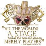 """As You Like It Stage Quote"" by incognita"