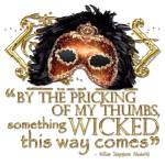 """Macbeth Wicked Quote"" by incognita"