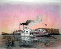 Riverboat SAINT PAUL