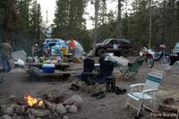 Dusy Meadow Campground