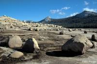 Courtright Reservoir Rocks