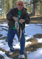 Jerry Pulley, fishing at Courtright!