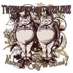"""""""Tweedledum & Tweedledee Carnivale Style"""" by incognita"""