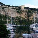 """Series #2: Monaco, castle"" by halehmahbod"
