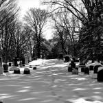 """""""Snowy Cemetary"""" by skojofoto"""
