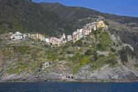 Corniglia by Sea