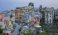 Corniglia at Twilight