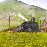 """Silverton Steam #1"" by marla"