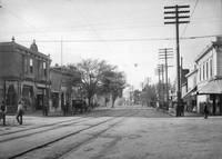 Main Street, Hawyard California c.1910 by WorldWide Archive