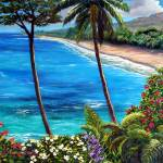 """Hamoa Beach - Hana, Maui"" by TropicalExpression"