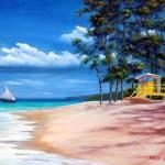 """Rescue Me Baldwin Beach - Maui, HI"" by TropicalExpression"