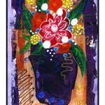 """""""Bistro Floral #2"""" by wasankari"""