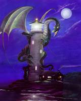 Lighthouse Dragon