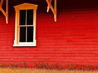 Window on Red