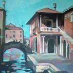 """Venezia"" by painterflipper"