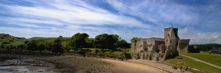 Inchcolm Abbey III