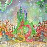 """Mermaid Lagoon"" by floppypoppygifts"
