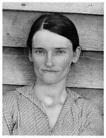 Allie Mae Burroughs by Walker Evans (1936)