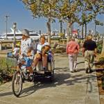 """San Diego Pedicab CityScapes"" by kphotos"