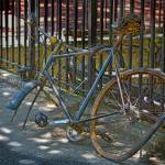 """Bike on Blecker Street NYC"" by joegemignani"