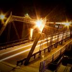 """Bridge Street Bridge - Portland, MI"" by NightFoxPhoto"
