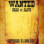 """WANTED poster"" by IndianSummer"