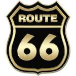 """Route 66 sign"" by IndianSummer"
