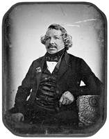 Jean Biot by Louis Daguerre (1844)