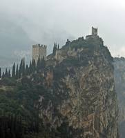 Trentino Italy - castles, vinyards and landscapes