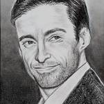 """Hugh Jackman"" by McHenryDesigns"
