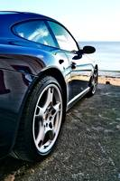 Porsche 911 Carrera by the Sea