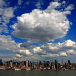 """New York City Skyline"" by Ffooter"